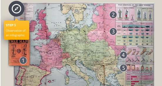 Europeana launches Multi-Touch Book and iTunes U course on the 1st World War