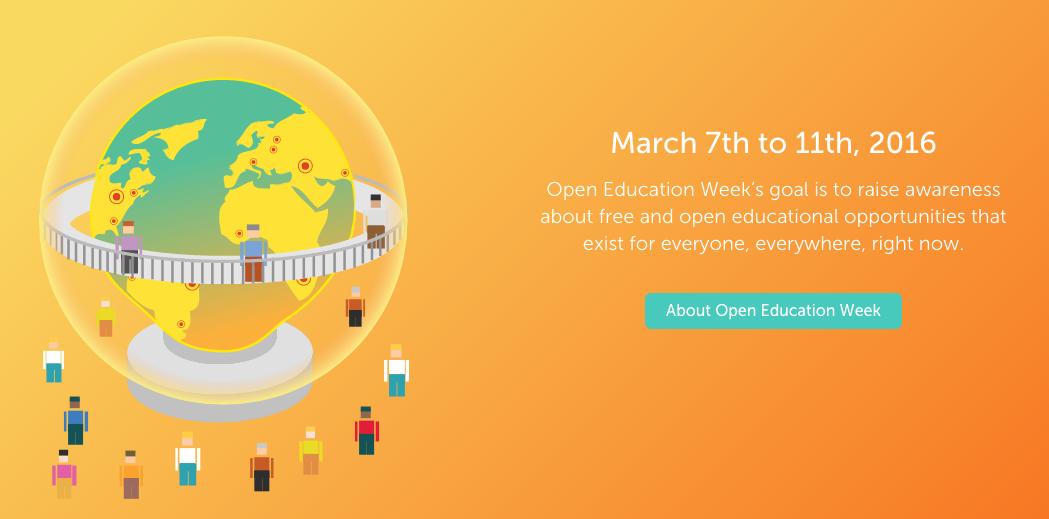 ¿Quieres participar en las Jornadas de Educación Abierta?