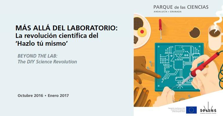 """Promoviendo la ciencia ciudadana: """"más allá del laboratorio"""""""