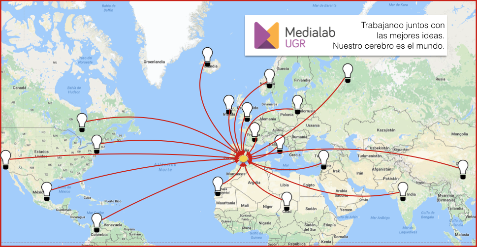 mapa de medialab ugr