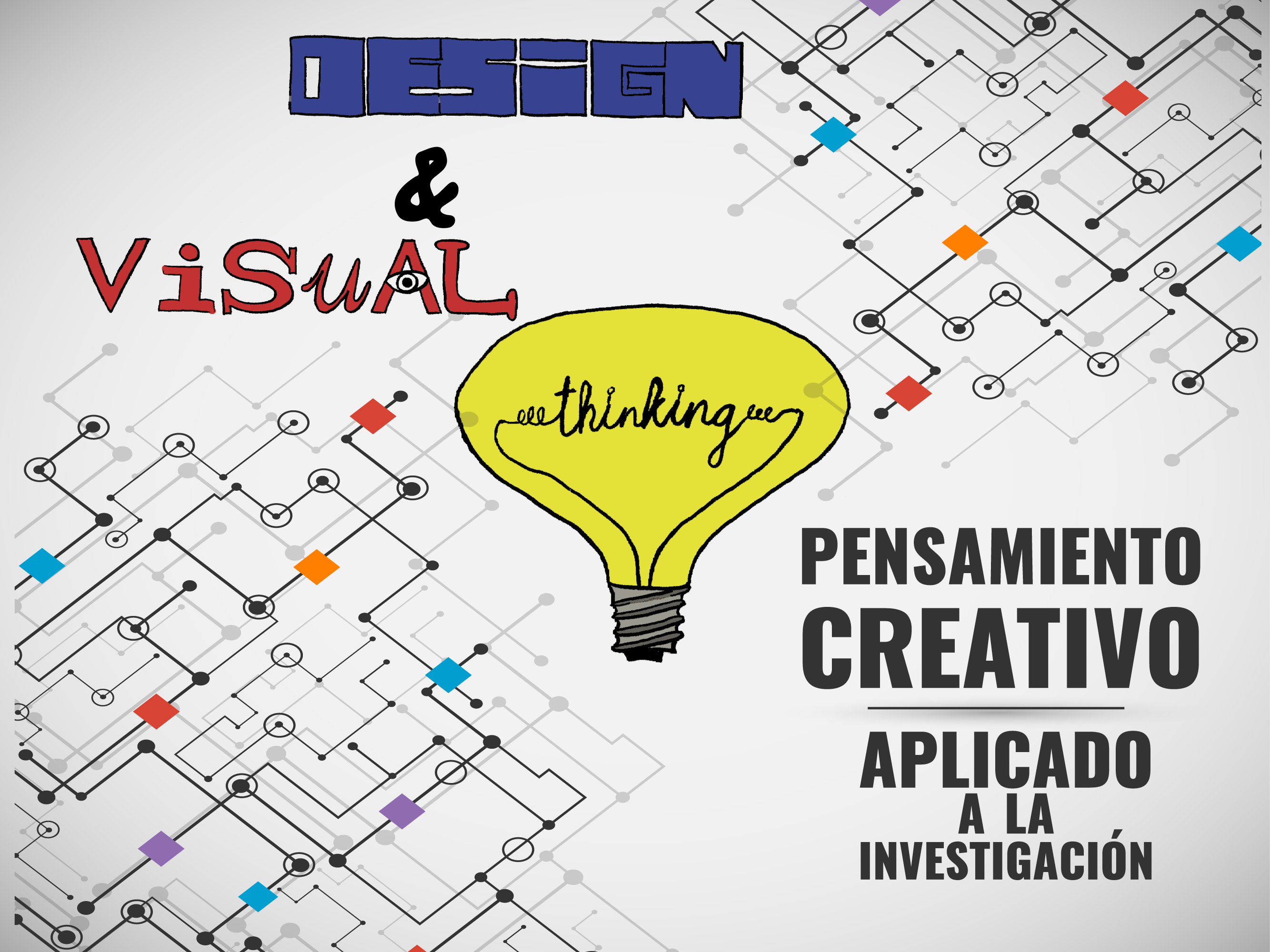 """Presentaciones del curso """"Pensamiento Creativo aplicado a la investigación"""""""