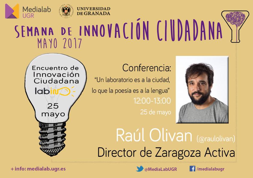 raúlolivan- Conferencia el 25 de mayo