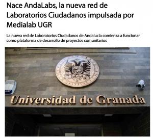 Granada Digital - Semana de Innovación Ciudadana