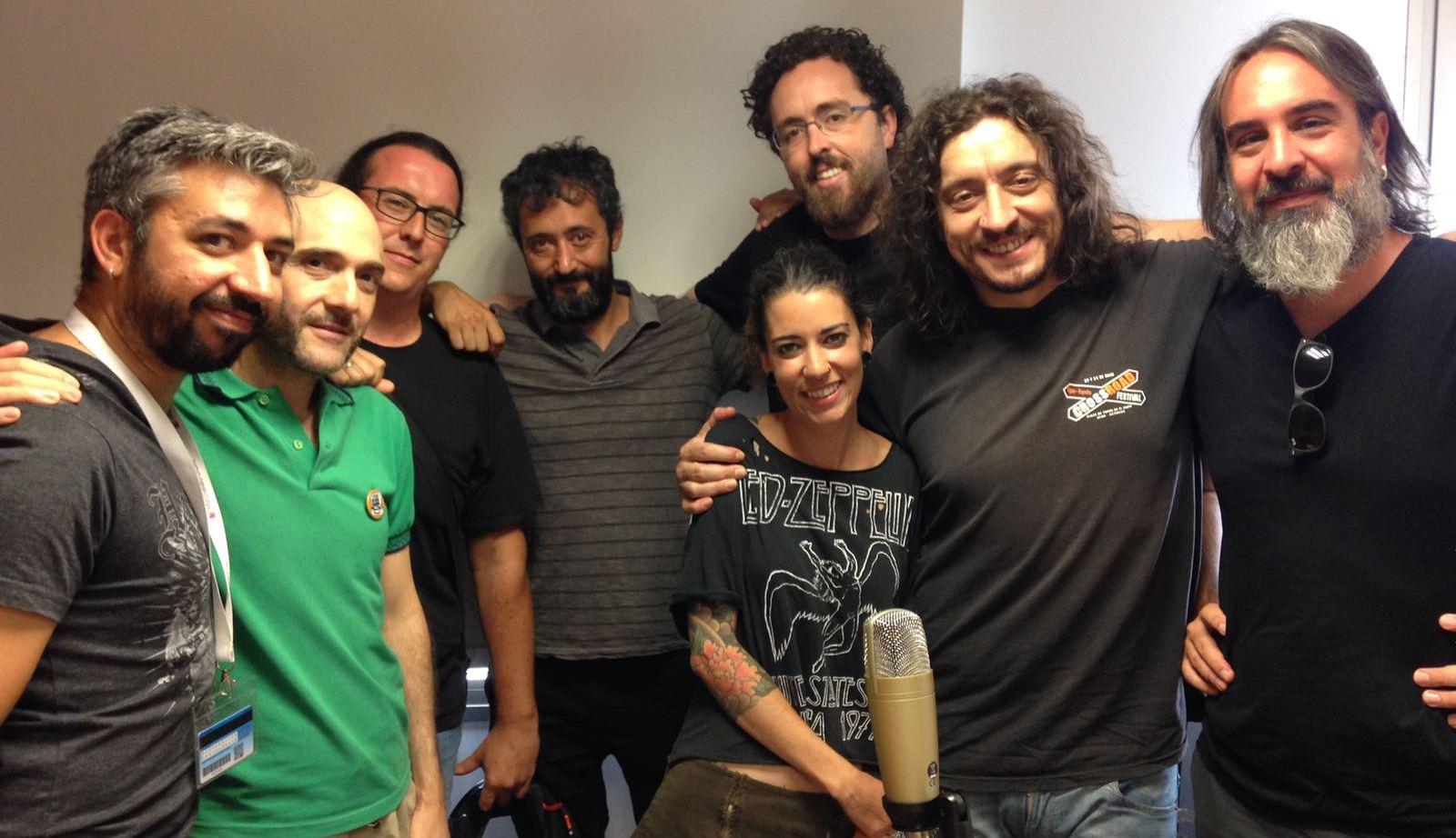 """""""El Amply"""", el nuevo programa de cultura musical de Radiolab UGR"""