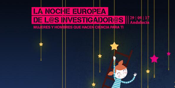 Medialab UGR y LabIN Granada en La Noche Europea de l@s Investigador@s