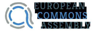 Medialab UGR participa en la European Commons Assembly de Madrid