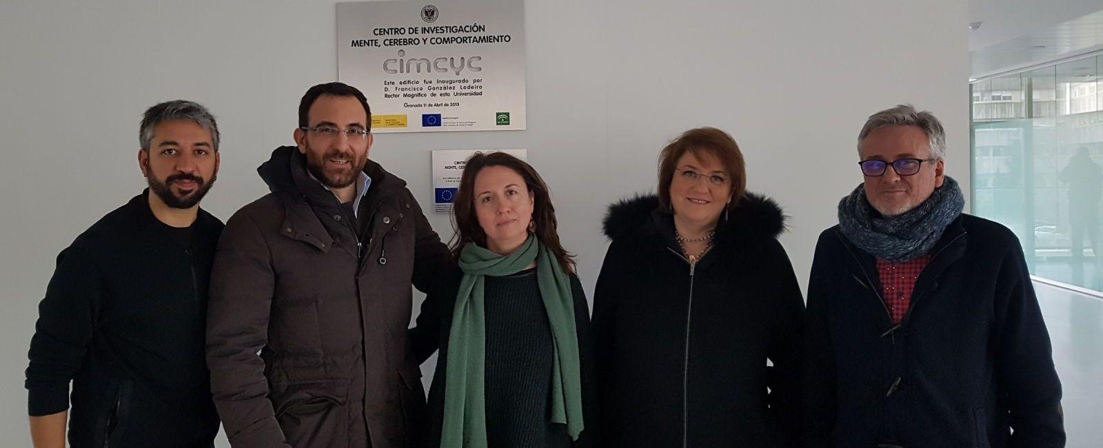 Radiolab UGR se adentra en el Centro de Investigación Mente, Cerebro y Comportamiento