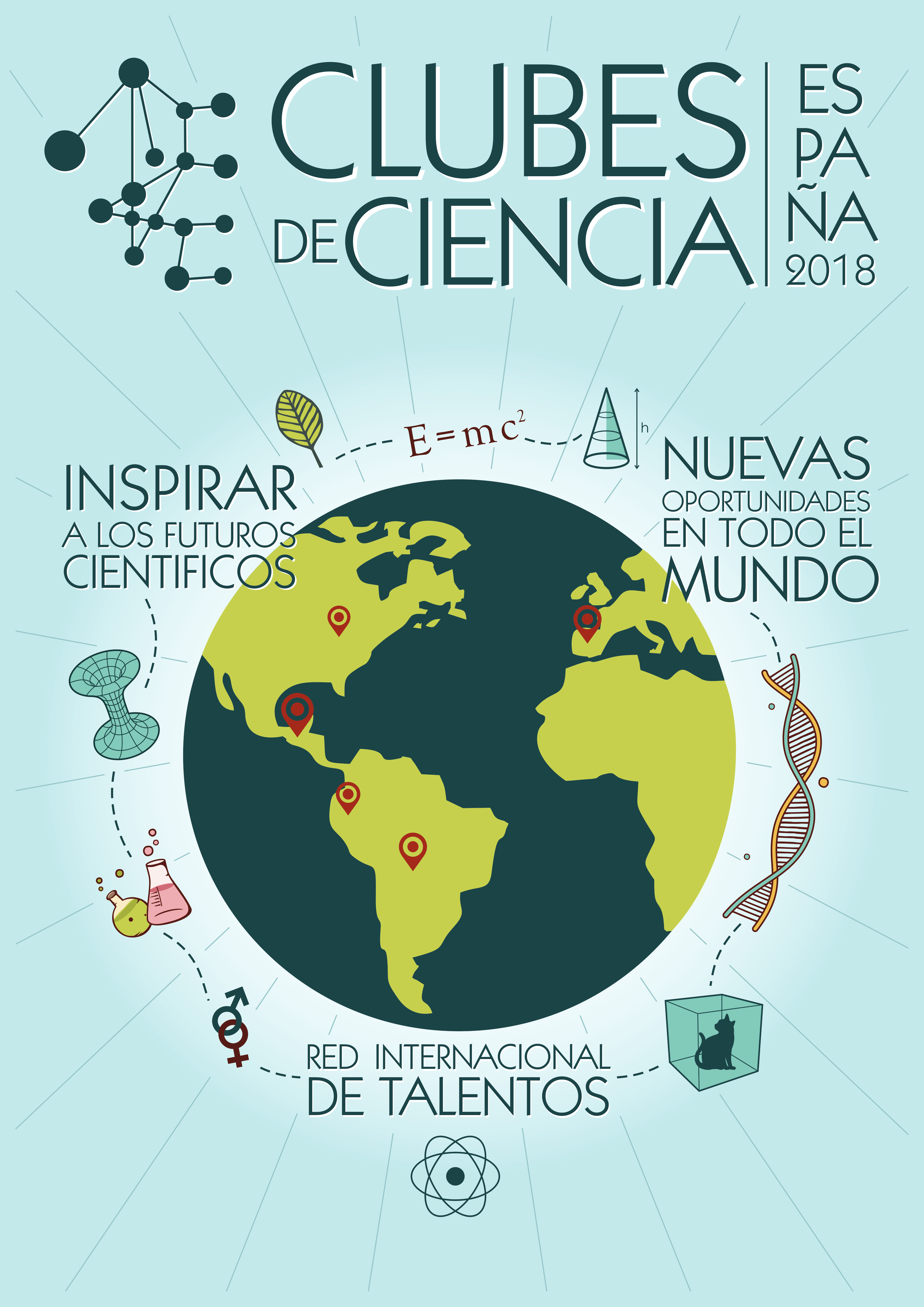 Radiolab UGR participa en el I Clubes de Ciencia España (CdeC Es)