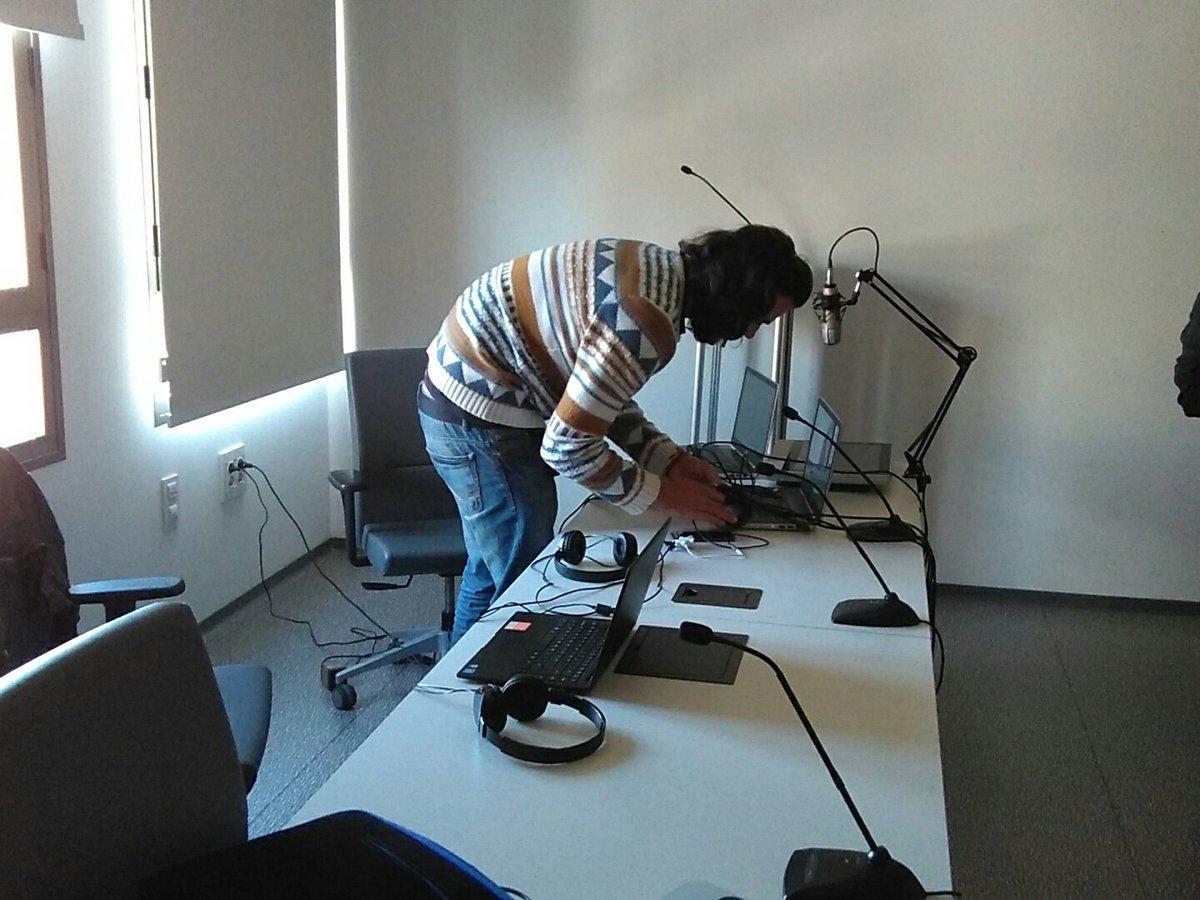 Novedades Semanales en Radiolab UGR: Samarona y experiencia CICODE