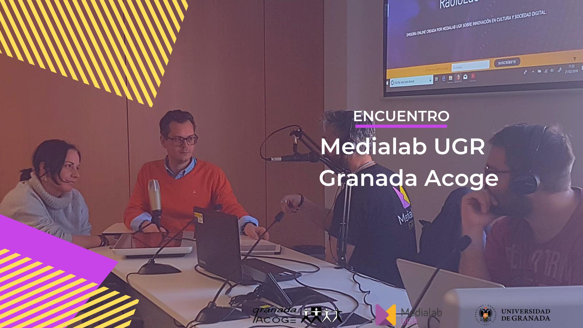 Crónica del Encuentro Medialab UGR – Granada Acoge