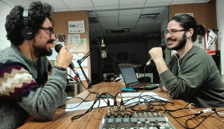 The Fluxions y otras novedades semanales en Radiolab UGR