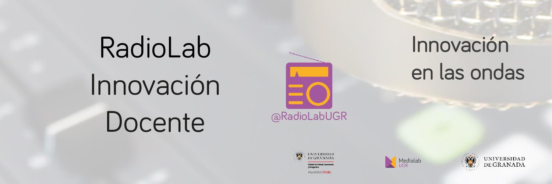 Participa en la grabación de Radiolab Innovación Docente en el Campus Aynadamar