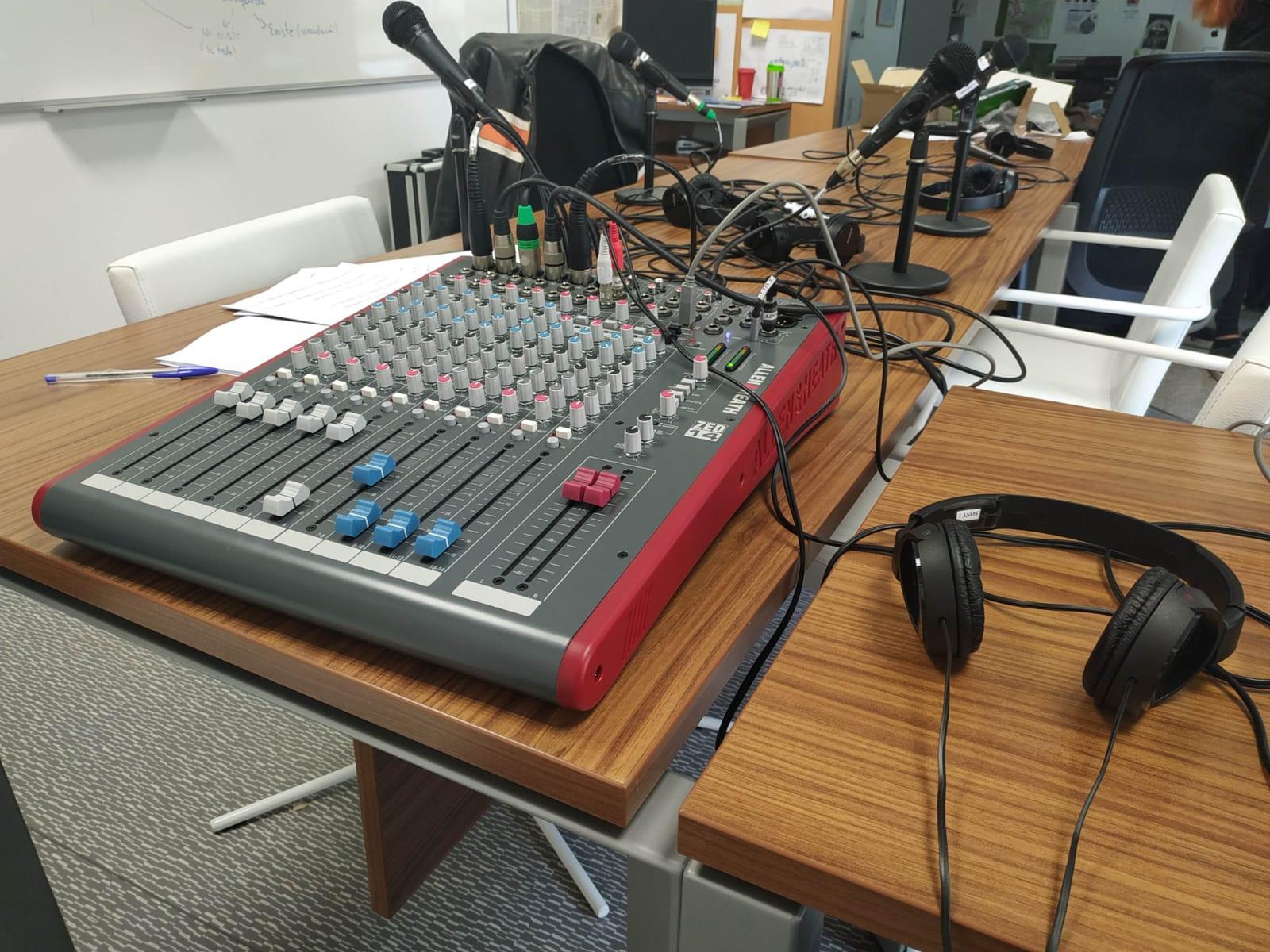 Novedades semanales en RadioLab UGR