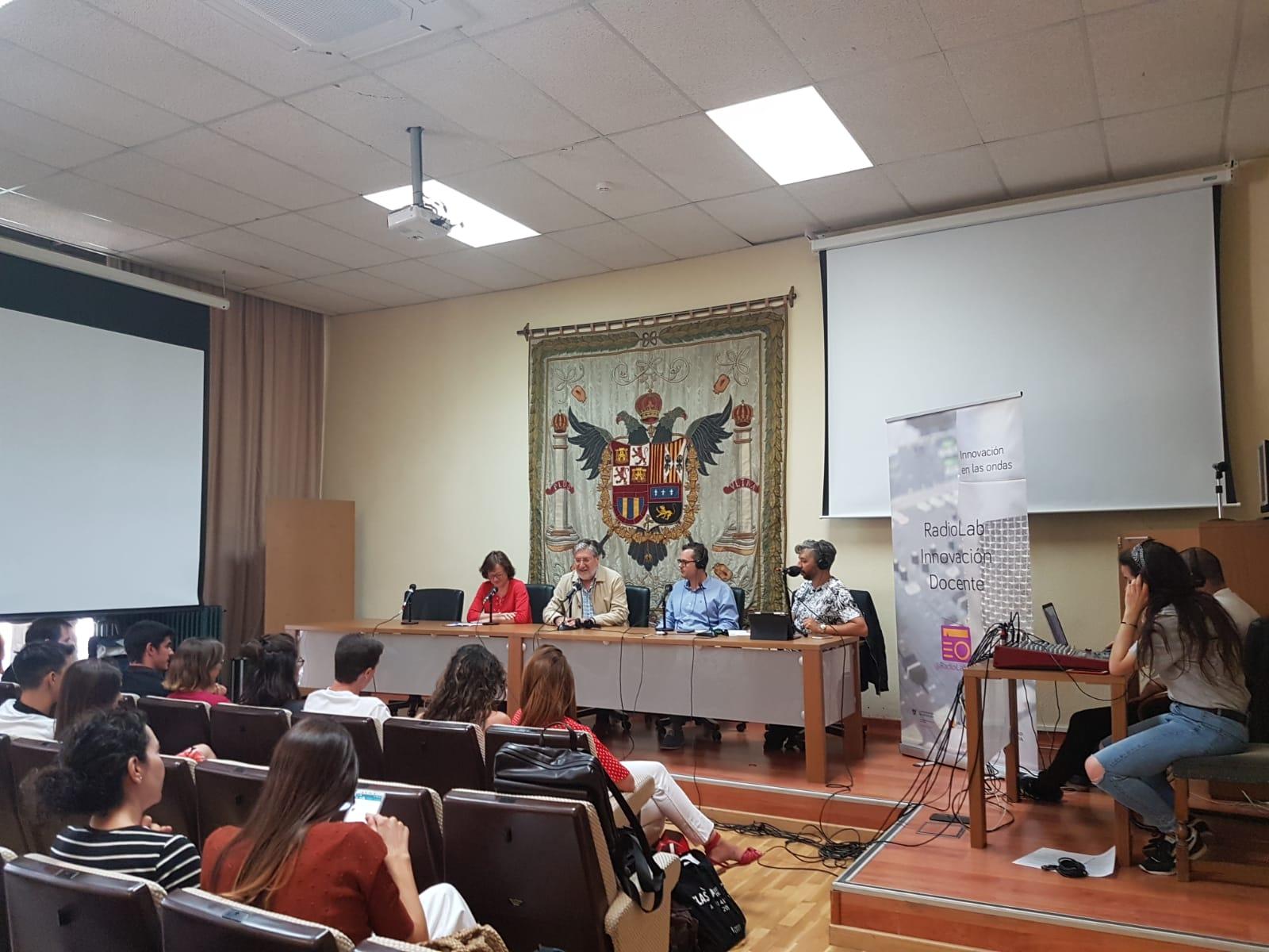 Tradición e innovación en una jornada lorquiana