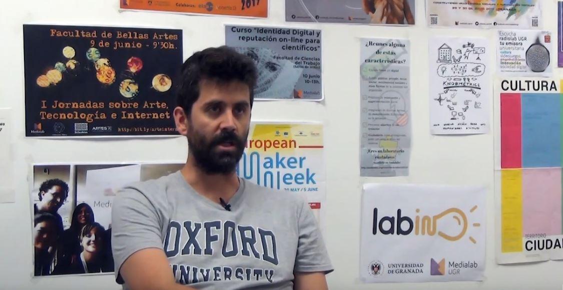 Entrevista sobre Participación Ciudadana a Pablo Aragón