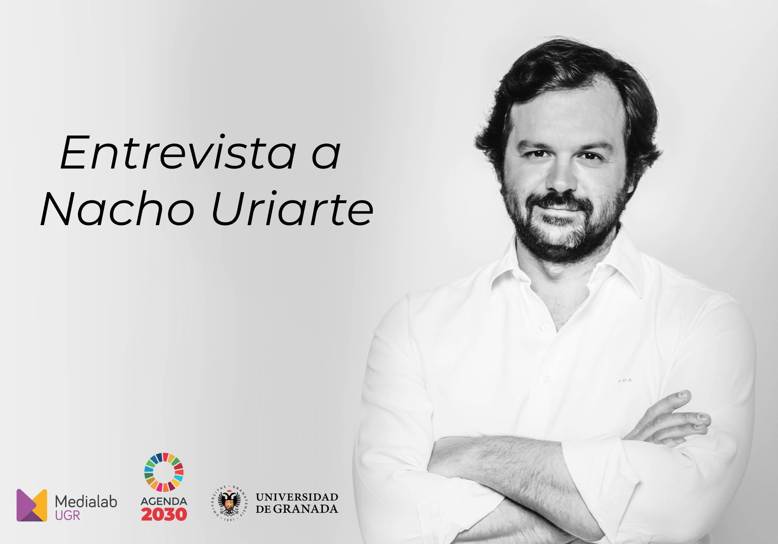 Entrevista Nacho Uriarte