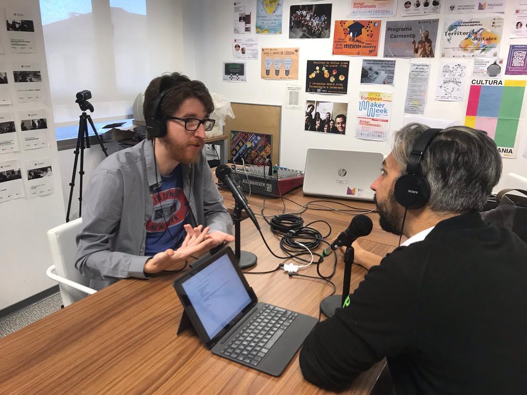 Co3.3: Ciencia y videojuegos, con Pablo García Sánchez
