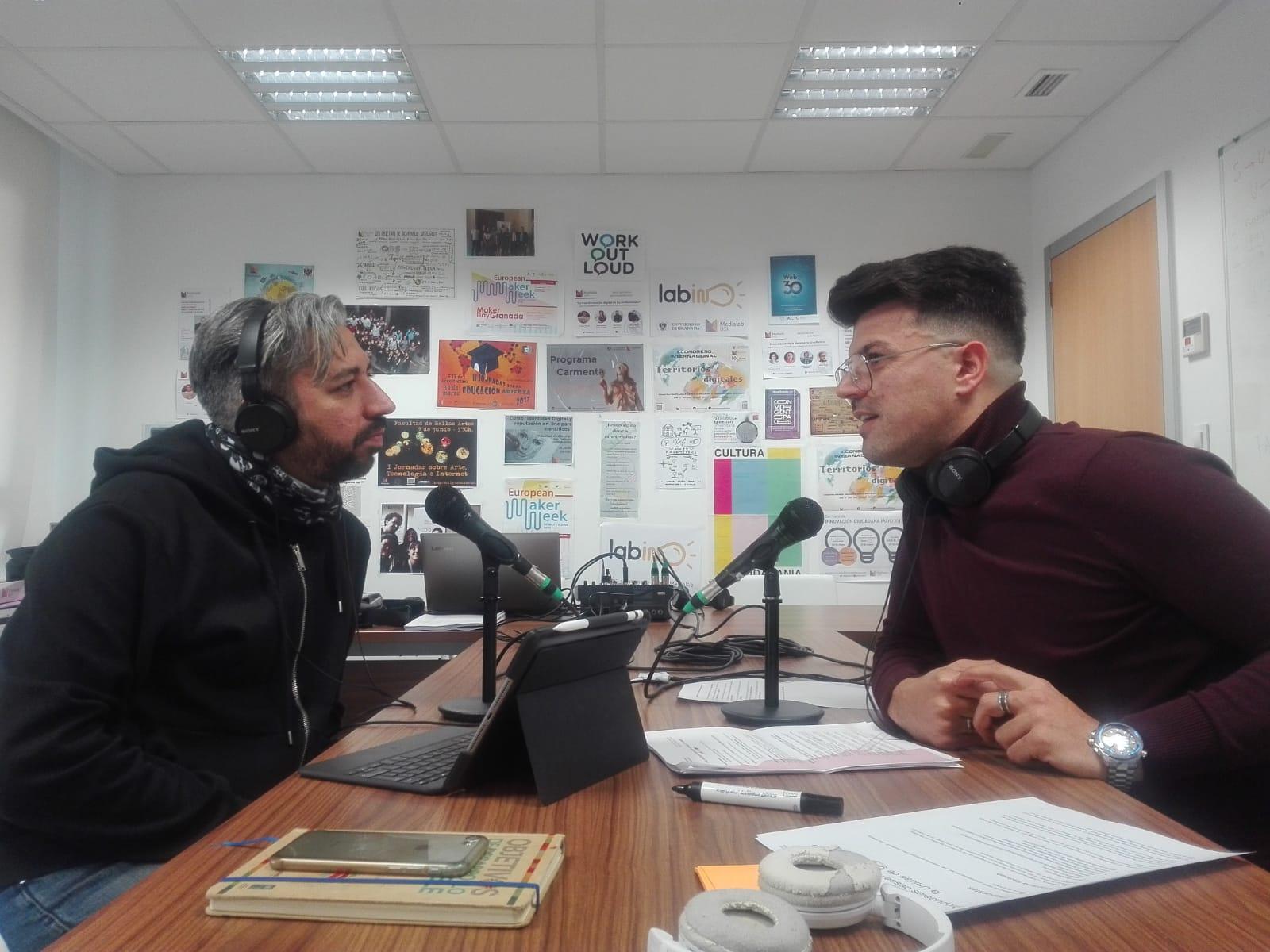 Co3.7. Universidad, identidades sexuales y de género, con Pedro Carlos López Graos