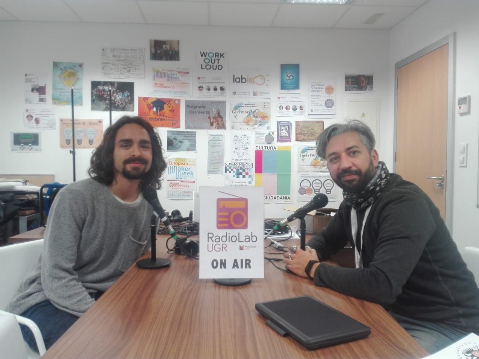 Co3.14. FameLab España, con Pablo Tristán