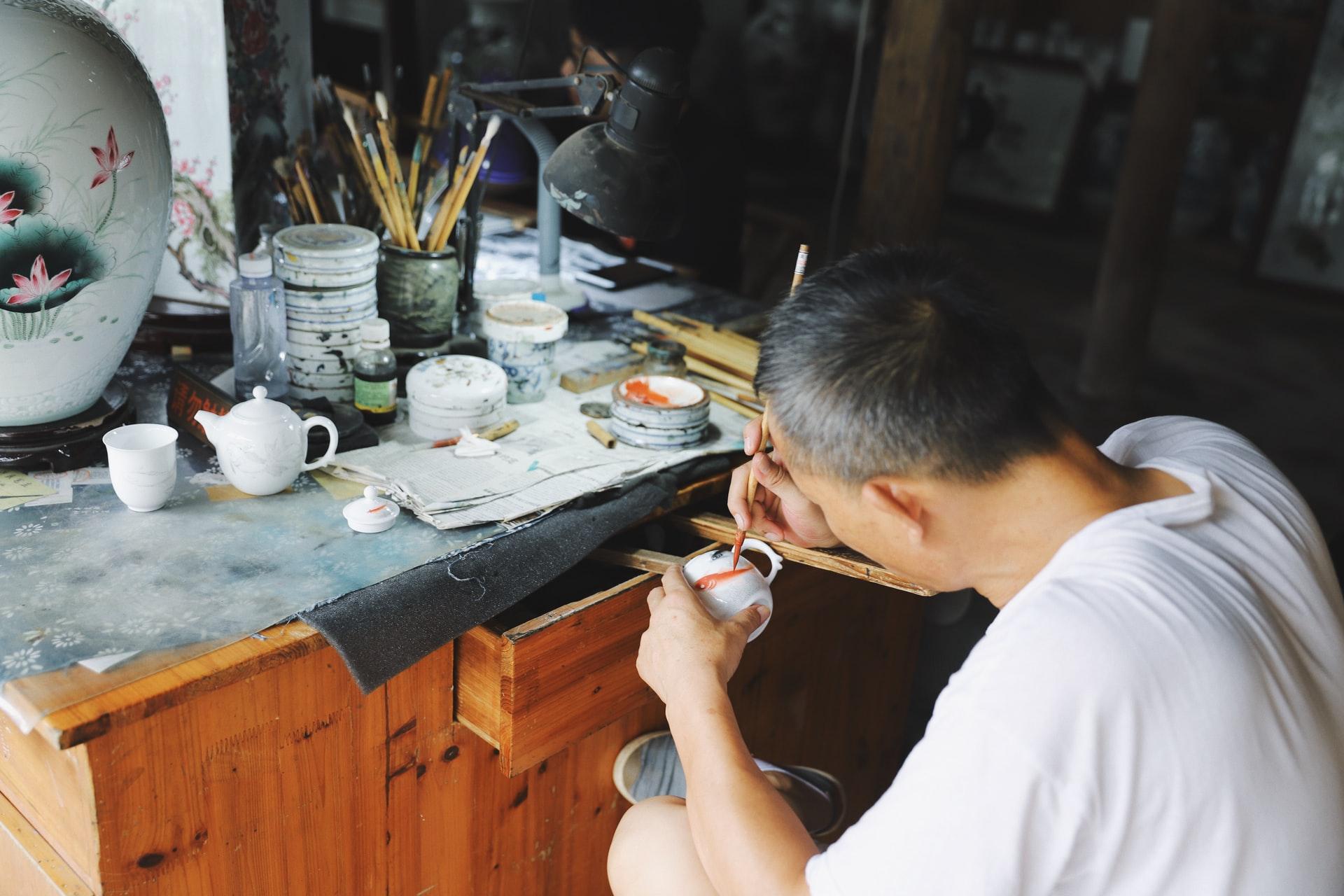 MAKER ART: propuesta para la transformación digital de la industria cultural relacionada con la artesanía