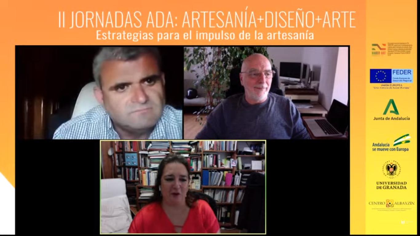 II Jornadas ADA – Segunda sesión