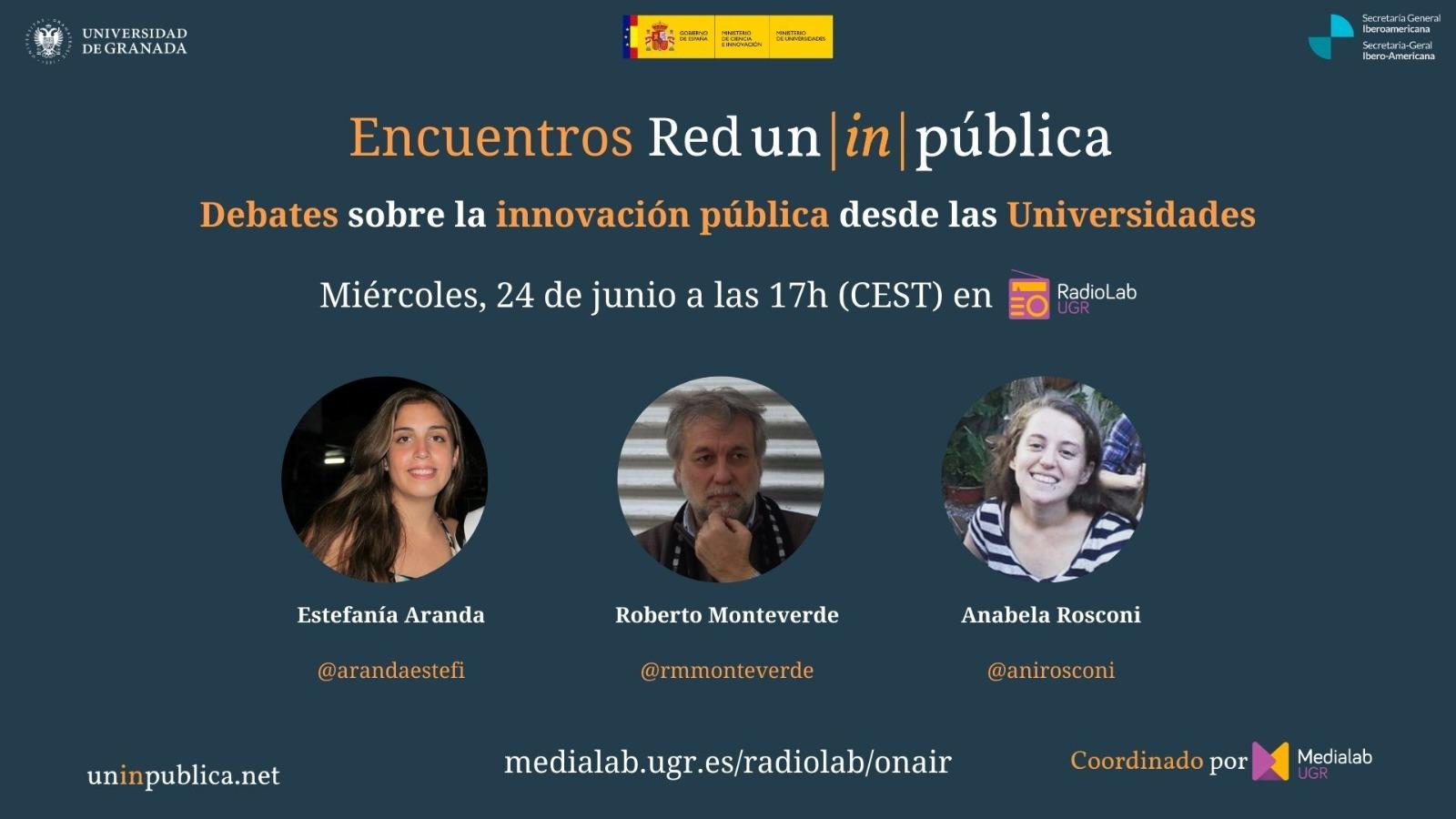 Encuentros Radiolab: #UnInPública01
