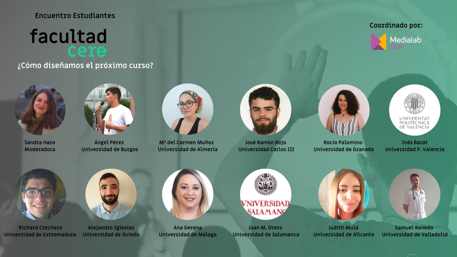 Relatoría del Encuentro Facultad Cero Global Estudiantes