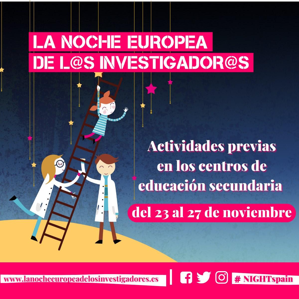 Medialab UGR en La Noche Europea de l@s Investigador@s