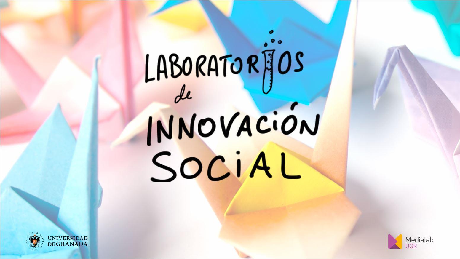 Crónica de la Jornada de presentación de propuestas del programa Laboratorios de Innovación Social