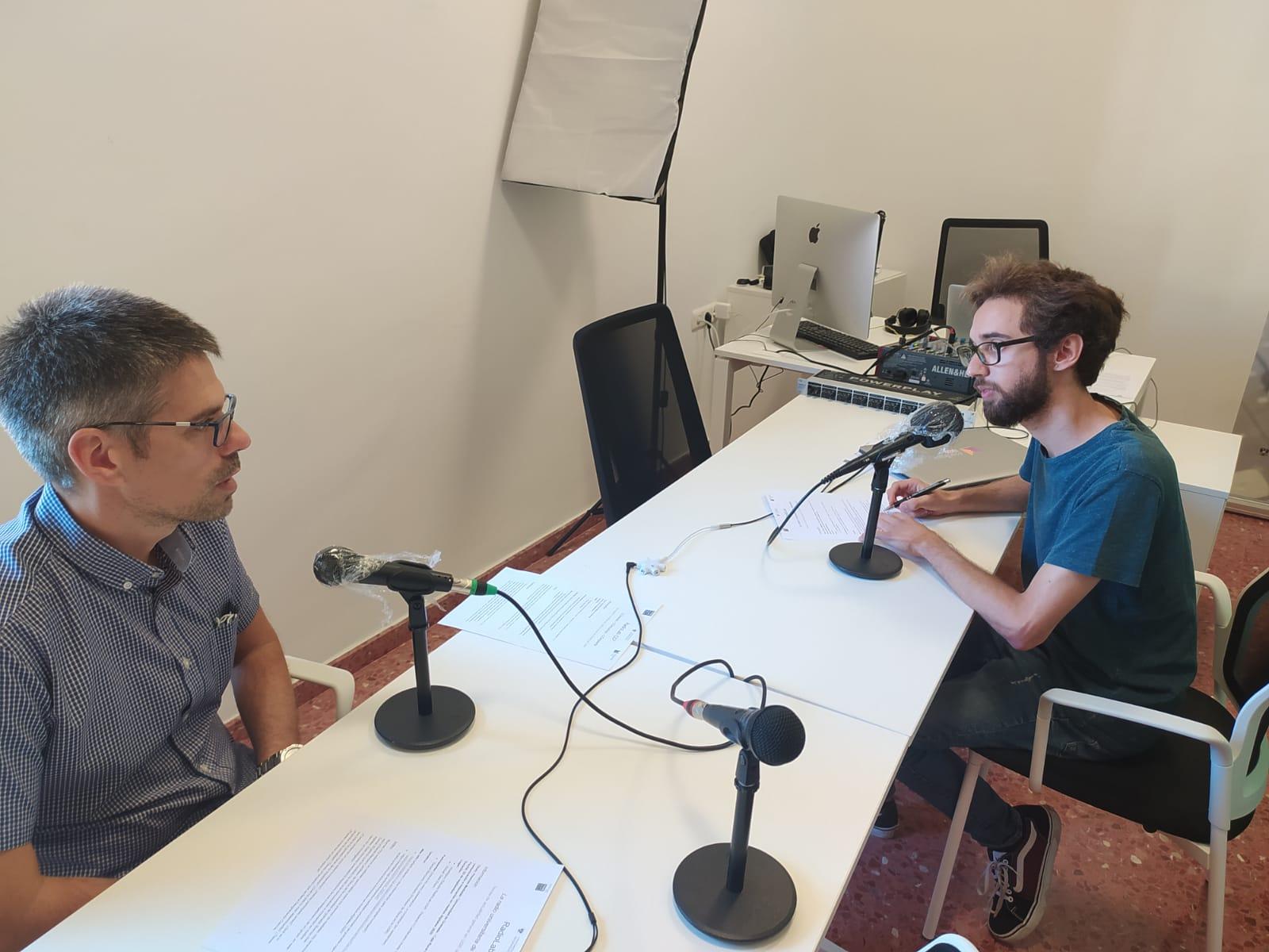 Resolución Premios Medialab «Universidad de Granada – Caja Rural Granada», con Daniel Manzano